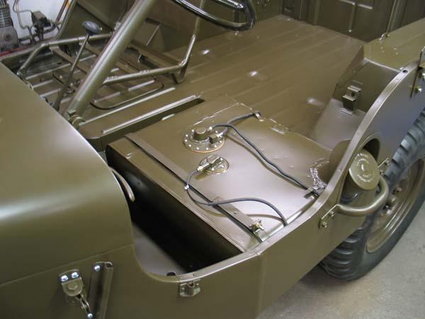 Willys M Jeeps ForumsviewtopicGas Tank