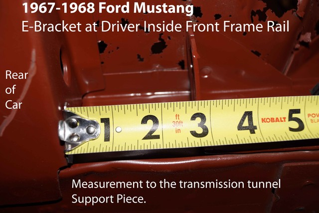 Emergency Brake Cable >> complete floor pan assembly install - Page 7 - Vintage Mustang Forums