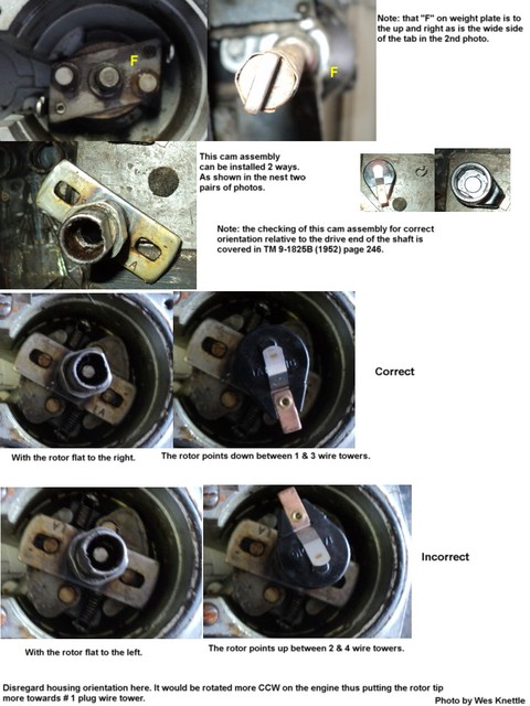 Willys M Jeeps Forums-viewtopic-Distributor Problems | Willys Jeep Distributor Wiring |  | Willy's Military Jeeps