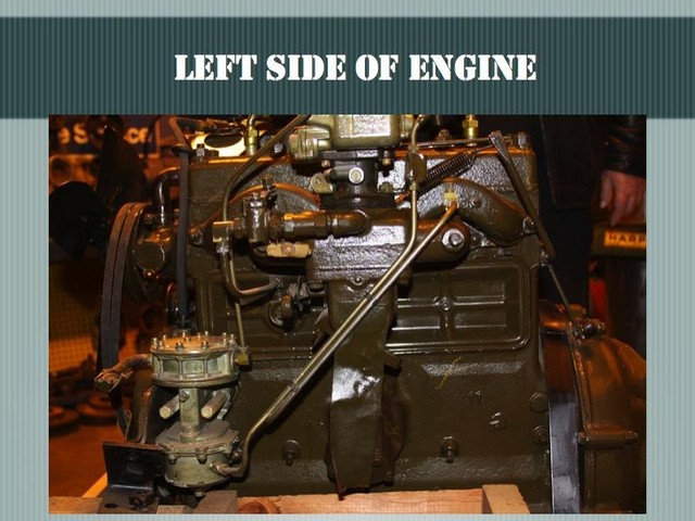 L Head Sized on Willys M38 Engine