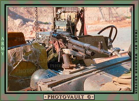 Myav P on Willys Jeep M38