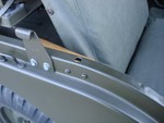 Late style top bow forward storage bracket