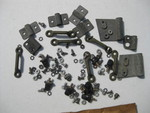 M38A1 soft top hardware kit.