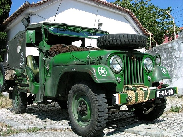 Willys M Jeeps Forums Viewtopic Is This Standard