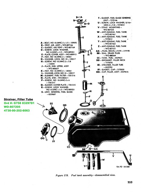 Wiring Diagram For Willys M38 Com