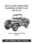 Highlight for Album: M38A1 Arctic Power Plant Heater Kit 7358726