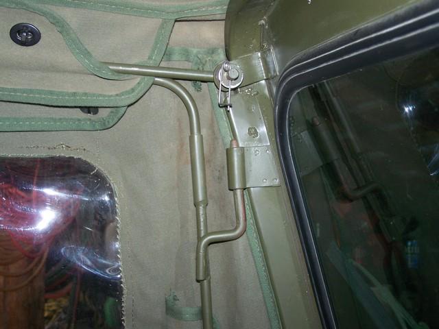 M38 Folding Door Frames Need Help G503 Military