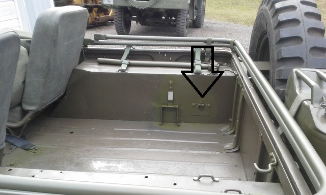 Willys M Jeeps Forums Viewtopic Back Seat Brackets