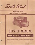 Highlight for Album: SW Model 978 Personnel Heater Form PM 6348 (3-53) ORD# 7700201