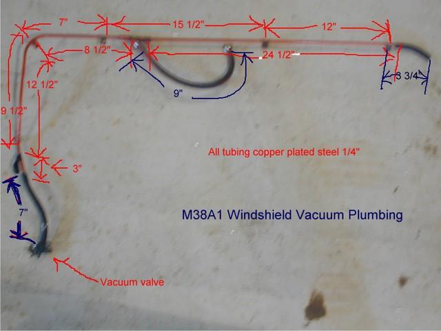 willys m jeeps forums viewtopic m38a1 wiper vacuum line routingwes k 45 mb, 51 m38, 54 m37, 66 m101a1, 60 cj5, 76 dj5d, 47bantam t3 c \u0026 5? m100