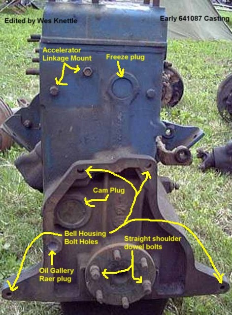 g503 military vehicle message forums • view topic for run the late style blocks start at engine serial mc74420 which makes the above block a late block the extra three 5 16 bolt holes in each flange