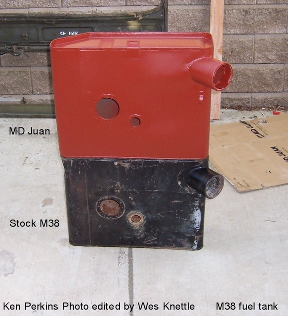 South County Jeep >> Willys M Jeeps Forums-viewtopic-M38 Fuel tank