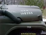 Highlight for Album: M170 Deep Water Fording Kit